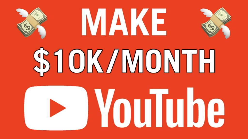 How to Make Money on YouTube With This Weird Niche